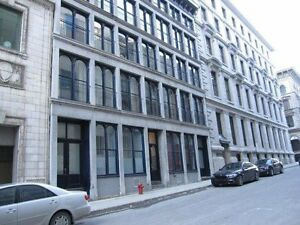 OPEN LOFTS IN OLD MONTREAL CONDO VIEUX MONTREAL CHAMBRE OUVERTE