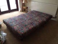 Futon-style Sofa Bed