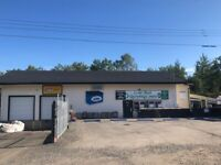 Recycling Center for sale
