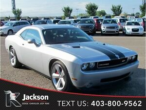 2010 Dodge Challenger SRT8 - RWD, Nav, Heated leather!