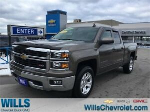 2015 Chevrolet Silverado 1500 LT | Z71 | 4X4 | HEATED SEATS