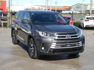 2017 Toyota Kluger GSU50R MY17 GX (4x2) Grey 8 Speed Automatic Wagon Brendale Pine Rivers Area Preview