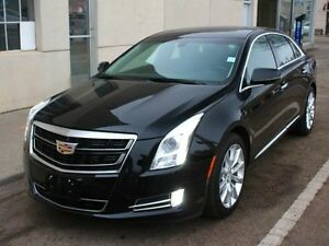 2016 Cadillac XTS AWD LOADED BLACK ON BLACK FINANCE AVAILABLE