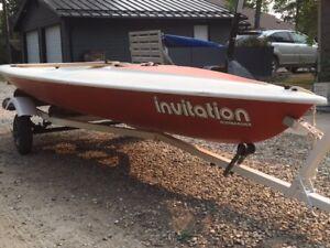 For Sale - Invitation Sailboat!