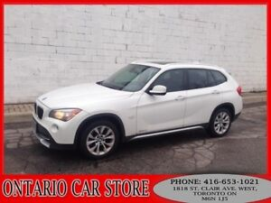 2012 BMW X1 xDrive28i NAVIGATION PANO ROOF