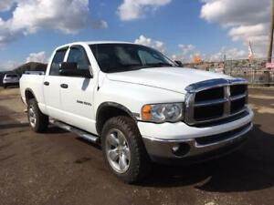 2005 Dodge Ram 1500 SLT -3MTH WARRANTY INCLUDED! CALL NOW!