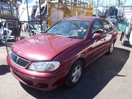 Nissan Pulsar N16 07/2000, Auto. NOW WRECKING!!! Calamvale Brisbane South West Preview