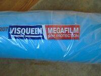 BUILDING SITE PROTECTION - VISQUEEN MEGAFILM