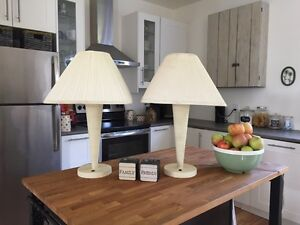 Beautiful high-quality lamps