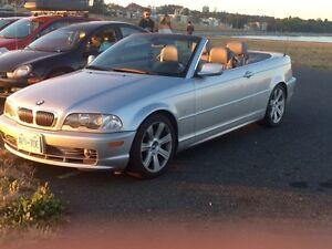2002 BMW 330 CI Convertible