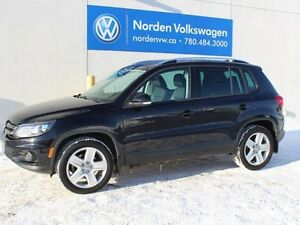 2014 Volkswagen Tiguan Comfortline 4dr All-wheel Drive 4MOTION