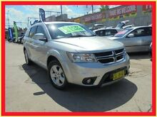 2011 Dodge Journey JC MY12 SXT Silver 6 Speed Automatic Wagon Holroyd Parramatta Area Preview
