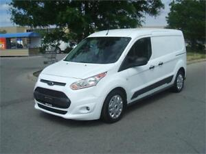 2014 Ford Transit Connect XLT / NO WINDOWS ALL AROUND