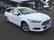2017 Ford Mondeo White Sports Automatic Dual Clutch Wagon Traralgon Latrobe Valley Preview