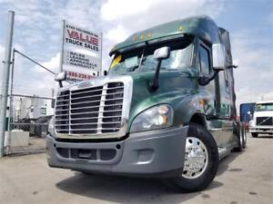 2015 Freightliner Cascadia Evolution 475HP 13 Manual