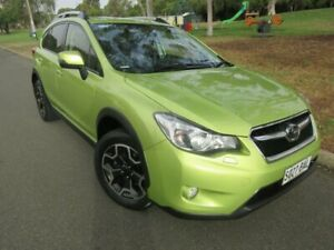2014 Subaru XV G4X MY14 2.0i-S Lineartronic AWD Plasma Green 6 Speed Constant Variable Wagon Old Reynella Morphett Vale Area Preview