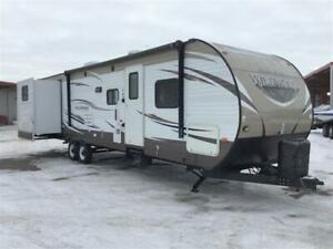 2016 FOREST RIVER WILDWOOD 31KQBTS -$45.05 WEEKLY OAC-