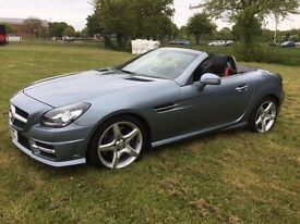 Mercedes Benz slk 250 1.8 blue efficiency AMG sport 2 door
