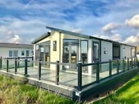 Luxury Lodge for sale, 52 weekend Season, Sea views, Hampshire, New Forest, Dog friendly, cheap