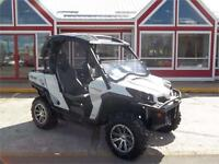 2014 CAN AM COMMANDER LIMITED EDITION Moncton New Brunswick Preview