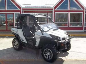2014 CAN AM COMMANDER LIMITED EDITION