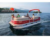 NEW 2015 Sun Tracker Party Barge 18 DLX