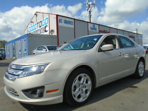 2010 Ford Fusion SPORT PKG-AUTO-REMOTE STARTER--ONLY 69,000KM