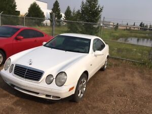 99 Mercedes CLK320 Priced to go.