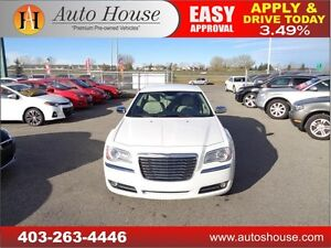 2012 CHRYSLER 300 LEATHER BCAM 90 DAYS NO PAYMENTS
