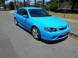 2006 Ford Falcon BF Mk II XR6 Blue 4 Speed Sports Automatic Sedan Somerton Park Holdfast Bay Preview