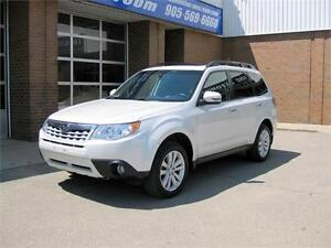 2013 Subaru Forester 2.5X Limited with Navigation