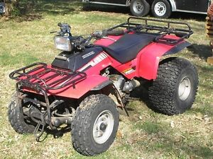 Looking for ATV, Three Wheeler, or sled