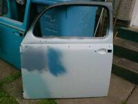 CLASSIC VW BEETLE DOOR 1962, PASSENGER, WILL FIT PRE 1964 BEETLES, RARE - £20 contact 07763119188