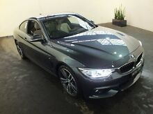 2015 BMW 435i F32 M SPORT Mineral Grey Sports Automatic Coupe Clemton Park Canterbury Area Preview