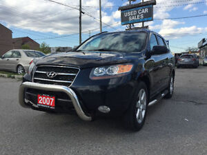 *FULLY LOADED*AWD* 2007 Hyundai Santa Fe GLS SUV *CERTIFIED