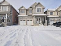Beautiful Detached House for Rent near Mayfield/Creditview