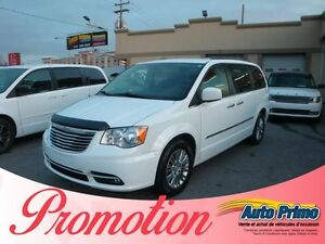 2015 Chrysler Town & Country Touring-Cuir-7pass-DemDist a vendre