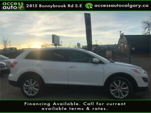 2012 Mazda CX-9 GT AWD 7 PASSENGER Leather/Sunroof/B-Cam