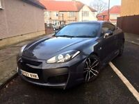 HYUNDAI COUPE TSIII SIII 2.0 AUTOMATIC GREY RARE SPECIAL EDITION MODIFIED SHOWCAR MOT 2018 NOT GT86