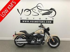 2016 Harley Davidson Fatboy- V2776-Free Delivery in the GTA**