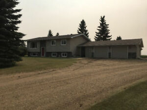 Acreage for sale South of Lougheed