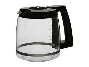 Cuisinart DCC-1200PRC Black 12-cup Replacement Carafe Fits DCC-1000, DCC-1100, D