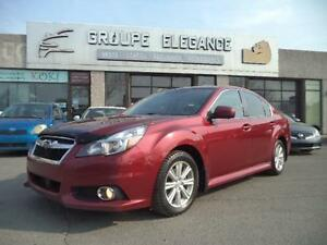 Subaru Legacy 2.5i Convenience Package 2013