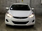 2013 Hyundai Elantra MD2 Active White 6 Speed Sports Automatic Sedan Mile End South West Torrens Area Preview