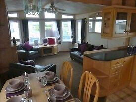 CHEAP STATIC HOLIDAY HOME FOR SALE,NORTH WEST,OCEAN EDGE, STATIC CARAVAN,LOW DEPOSIT,LOW MONTHLYS!