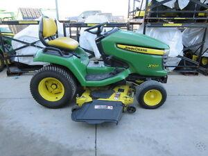 2009 John Deere X500 Lawn Mower