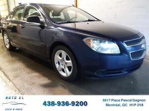 ***2010 CHEVROLET MALIBU***AUTO./4 CYLINDRES/A.C/IMPECCABLE