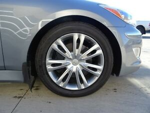 2014 Hyundai Genesis PREMIUM 3.8L Leather,  Heated Seats,  Sunro Edmonton Edmonton Area image 7