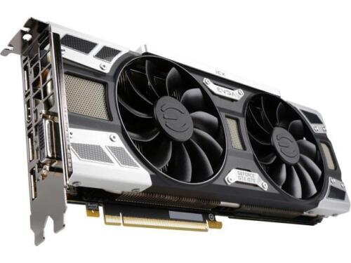 EVGA GeForce GTX 1070 SC2 GAMING iCX, 08G-P4-6573-KR, 8GB GDDR5, 9