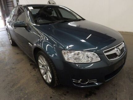 2012 Holden Commodore VE II MY12 Equipe Nitrate 6 Speed Automatic Sedan Geebung Brisbane North East Preview
